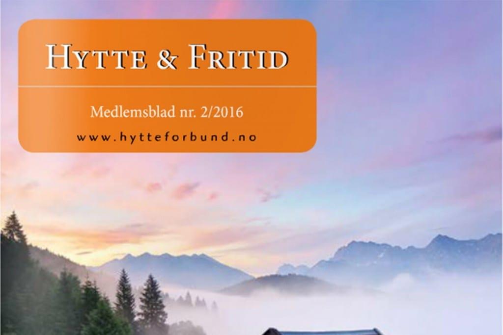 Hytte & Fritid nr 2 2016