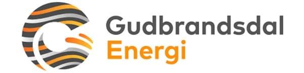 Gudbrandsdal Energi logo